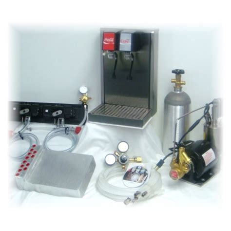soda machine s2000 2 flavor tower soda system w cold plate Home