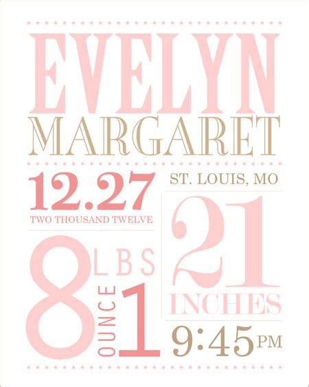 Birth Announcement Template Free by Baby Announcement Subway How To Nest For Less