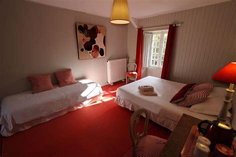chambre d haute lits chambre bleue