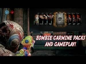 ZOMBIE ANTHONY CARMINE GAMEPLAY Gears Of War 4 Zombie