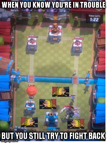 Clash Royale Memes - clash royale imgflip