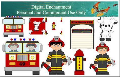 instant  firefighter fireman digital