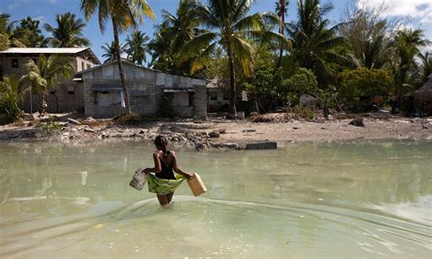 Pacific Islands Climate Change