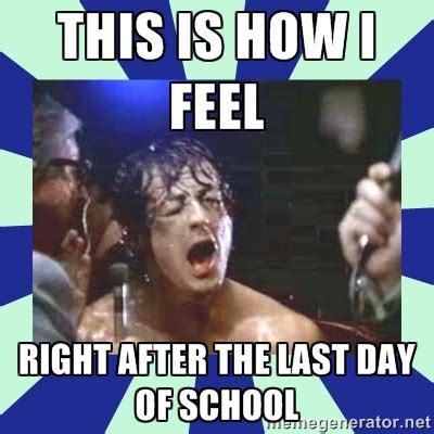 Last Day Of School Meme - last day of school memes image memes at relatably com
