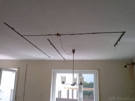 Kabel Verstecken Decke  Haus Ideen