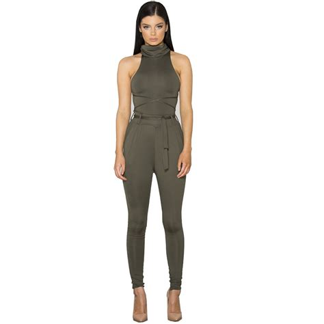 jumpsuit bodycon macacao feminino 2015 summer jumpsuit brand backless
