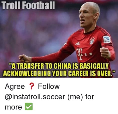Troll Football Memes - 25 best memes about soccer troll and trolling soccer troll and trolling memes