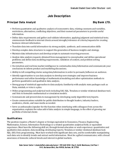 resume numerical skils graduate student cover letter collection