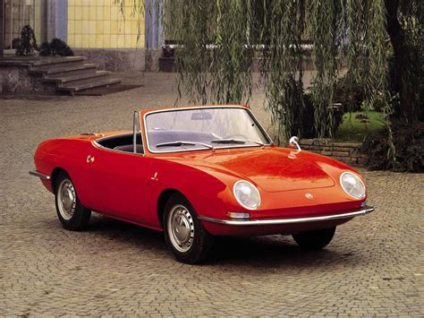 1968 Fiat Spider by Fiat 850 Spider La Dolce Vita On A Budget Or The