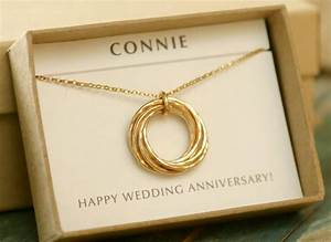 7 year anniversary gift for wife necklace 7th anniversary With 7 year wedding anniversary gifts for her