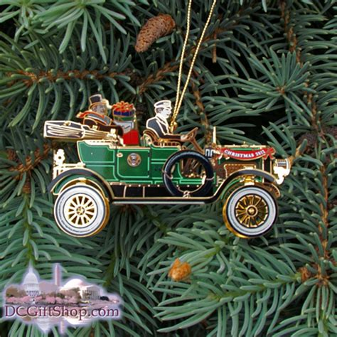 the official 2012 white house ornament