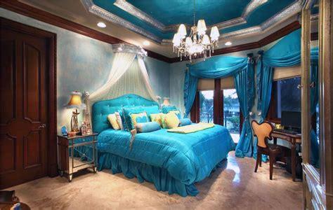 +25 Teal Bedroom Ideas (photo Gallery)