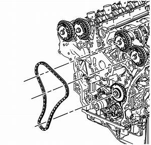 Cadillac 3 6l Timing Chain