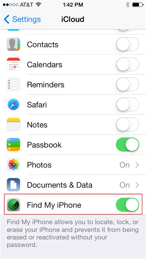 turn find my iphone bypass activation lock in ios 7 by disabling find my iphone