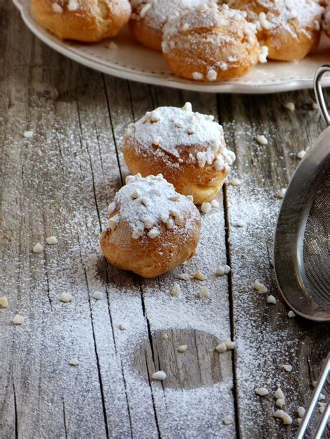 un dessert maison peu calorique chouquettes nos desserts maison r 233 gressifs pour se faire du