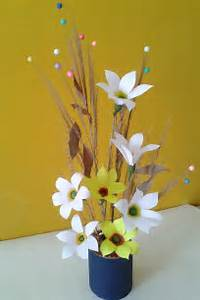 Diy projects best out of waste idea for home decoration