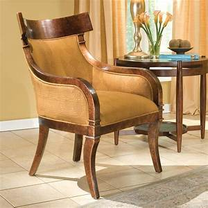 Grove, Park, Chairs, Rustic, Upholstered, Accent, Chair