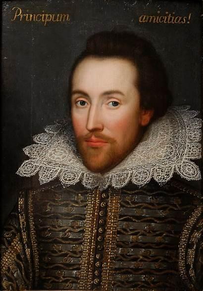 Portrait Cobbe Wikipedia Shakespeare William Portraits Painting