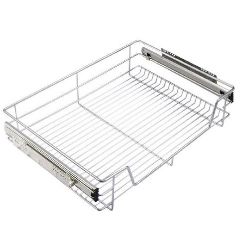 panier de cuisine rangement tiroir cuisine les larges tiroirs sont un rgal
