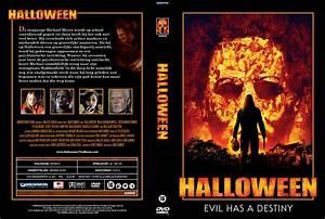 Halloween, Dvd, Cover, By, Ryuuketsueg, On, Deviantart