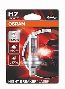 Osram H4 Led : night breaker laser h7 osram automotive ~ Jslefanu.com Haus und Dekorationen