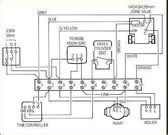 Honeywell 3 Way Valve Diagram by Honeywell Two Way Valve Wiring Diagram V4043h1056
