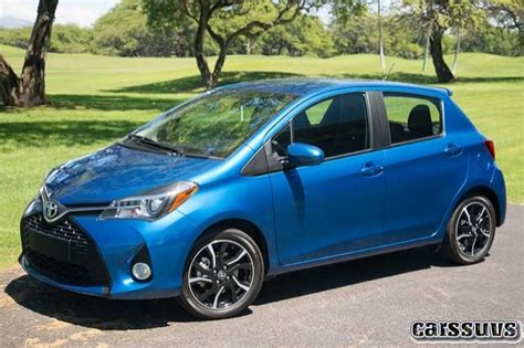 20182019 Toyota Yaris  New Cars  Price, Photo, Description