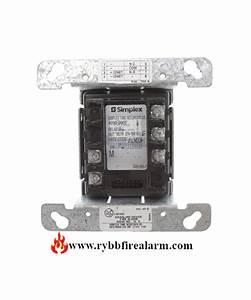 Simplex 4090 N  0617950  U2013 Rybb Fire Alarm