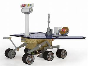 Build Your Own Mini Mars Rover With These Brilliant, NASA ...