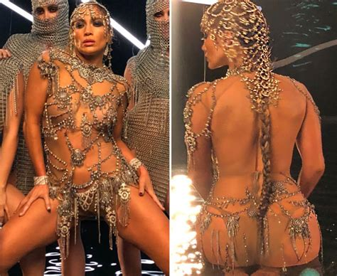 jennifer lopez 2017 singer poses topless in naked ambition throwback picture daily star