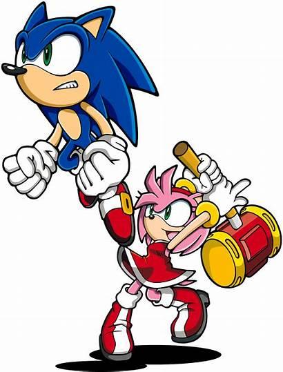 Sonic Amy Rose Advance Hedgehog Google Sonamy