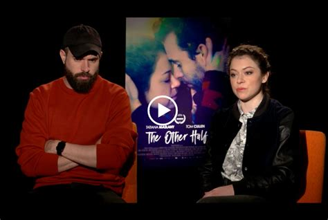 tom cullen the other half the other half interview w tom cullen tatiana maslany