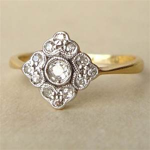 victorian diamond rings wedding promise diamond With wedding rings victorian