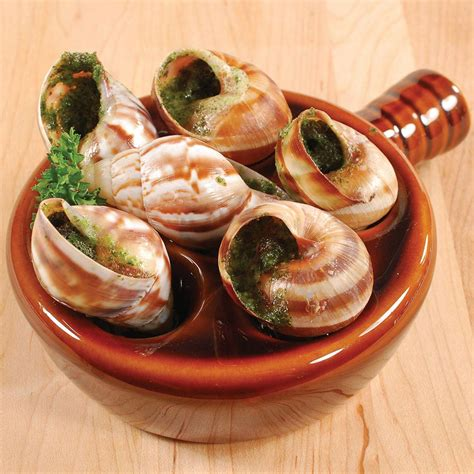 cuisine escargots image gallery escargot plate
