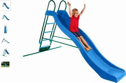 Slide Chad Valley Wavy 9ft Toys Outdoor