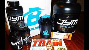 Unboxing Jym Supplements  U0026 Review Of Pro Jym