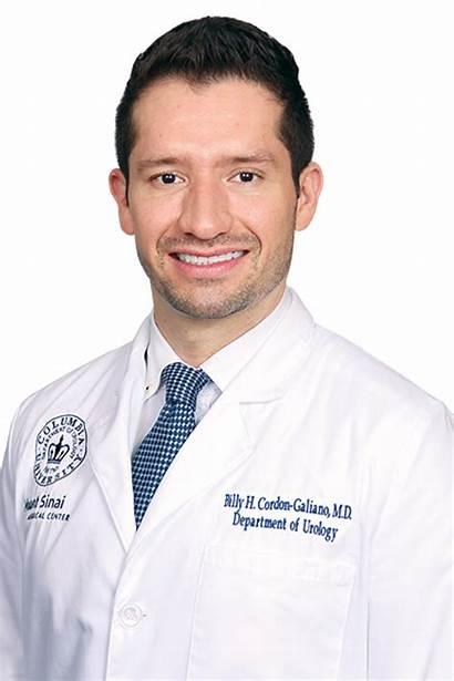 Md Cordon Galiano Billy Sinai Mount Urologist