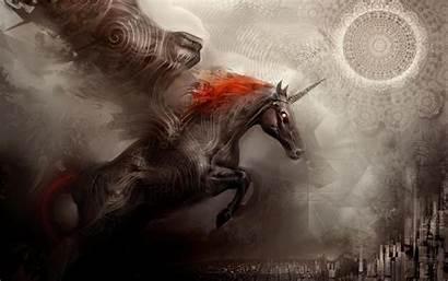 Dark Unicorns Wallpapers