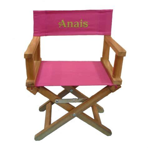 chaise personnalisée chaise enfant personnalisée