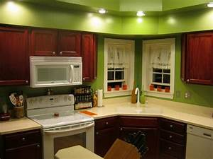 bloombety green kitchen cabinet paint colors best With best brand of paint for kitchen cabinets with wall art contemporary