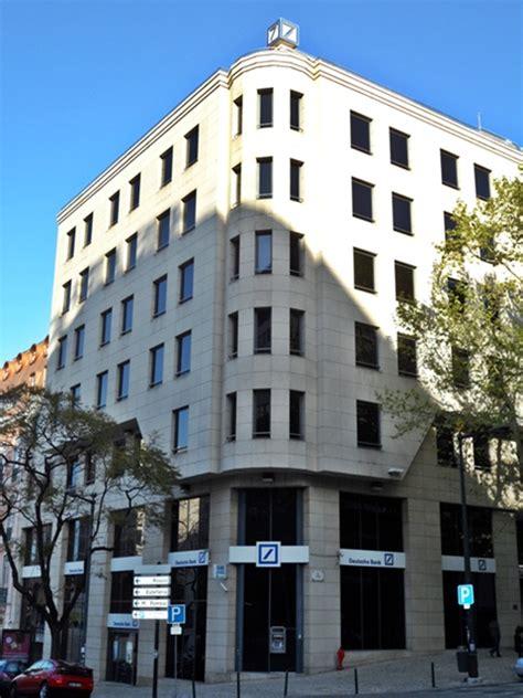 Deutsche Bank Sede Sede Do Deutsche Bank Em Portugal Bancos De Portugal