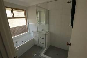 Gallery of complete bathroom renovations perth for Bathroom windows perth