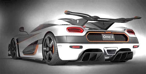 Koenigsegg Agera One1 1000kw Veyron Rival Teased
