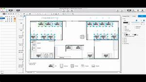How To Draw A Network Floor Plan