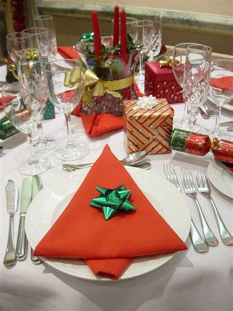 Decoration De Table Pour Noel La D 233 Coration De Table Pour No 235 L Plaisir Et Style Archzine Fr