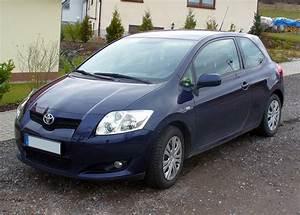 Toyota Auris 2008 : file toyota auris dreit rer jpg wikimedia commons ~ Medecine-chirurgie-esthetiques.com Avis de Voitures