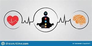Health Benefits Of Yoga Headstand Cartoon Vector