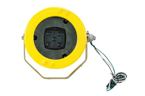low voltage indicator light larson electronics releases a 25 watt led explosion proof