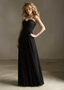 black dresses for bridesmaids prom dresses dressed up