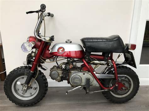 Classic Honda Monkey by Lennon S Classic Monkey Bike For Sale Classic